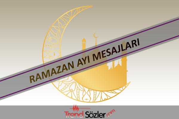 Ramazan ayı  mesajları- 2020