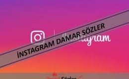 instagram damar sözler