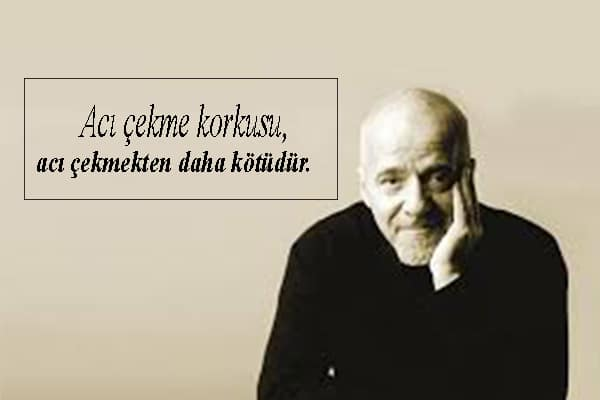 Paulo Coelho Sözleri instagram